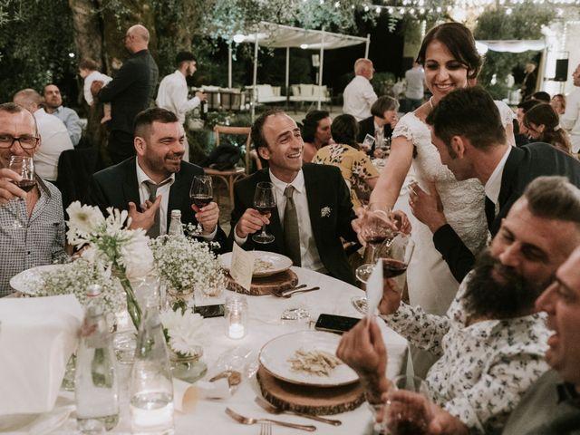 Il matrimonio di Marco e Elena a Racale, Lecce 55