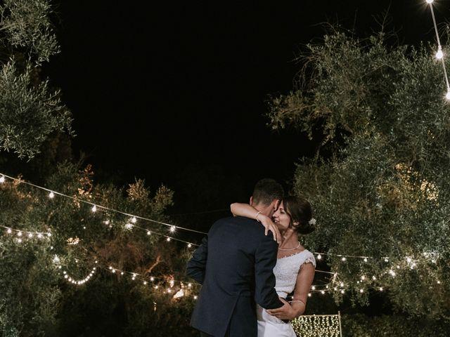 Il matrimonio di Marco e Elena a Racale, Lecce 57