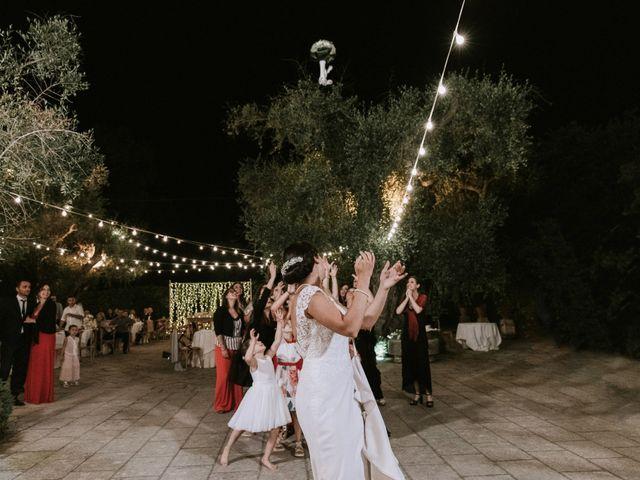 Il matrimonio di Marco e Elena a Racale, Lecce 59