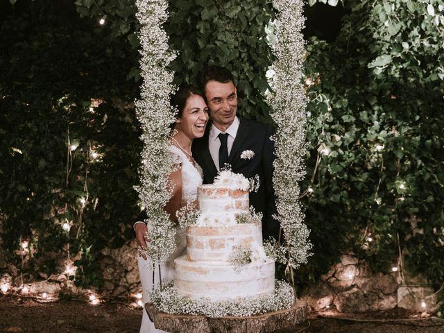 Il matrimonio di Marco e Elena a Racale, Lecce 61