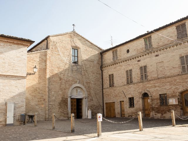 Il matrimonio di Bruno e Sophia a Montelupone, Macerata 18