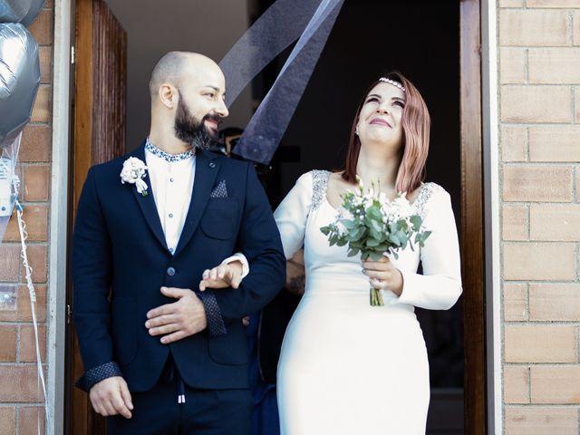 Il matrimonio di Bruno e Sophia a Montelupone, Macerata 20