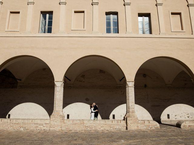 Il matrimonio di Bruno e Sophia a Montelupone, Macerata 29