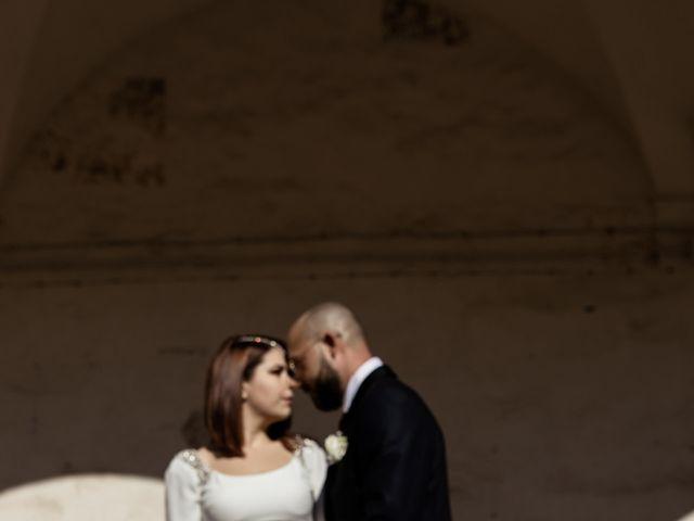 Il matrimonio di Bruno e Sophia a Montelupone, Macerata 30
