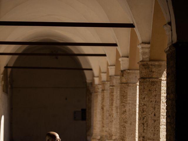 Il matrimonio di Bruno e Sophia a Montelupone, Macerata 31