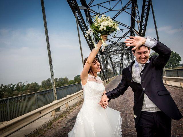 Il matrimonio di Paolo e Alice a Cornale, Pavia 1