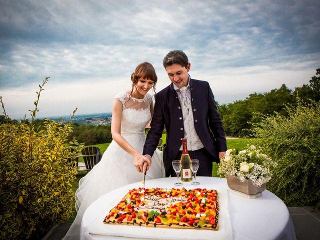 Il matrimonio di Paolo e Alice a Cornale, Pavia 9