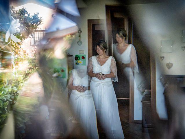 Il matrimonio di Federico e Chiara a Torre di Mosto, Venezia 19