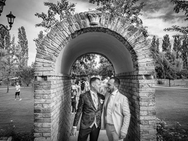 Il matrimonio di Federico e Chiara a Torre di Mosto, Venezia 27