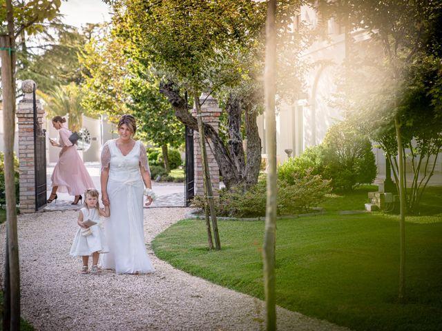 Il matrimonio di Federico e Chiara a Torre di Mosto, Venezia 30