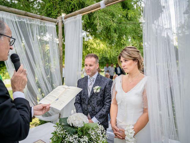 Il matrimonio di Federico e Chiara a Torre di Mosto, Venezia 37