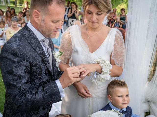 Il matrimonio di Federico e Chiara a Torre di Mosto, Venezia 39