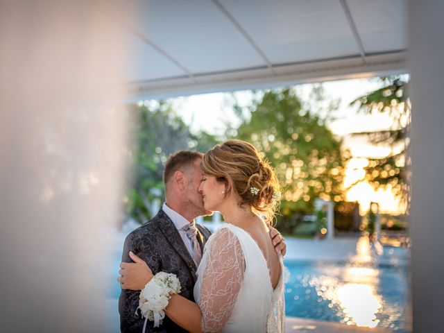Il matrimonio di Federico e Chiara a Torre di Mosto, Venezia 45