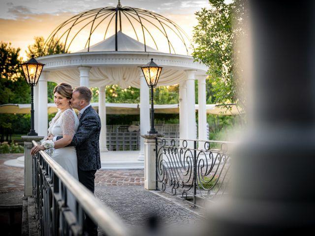 Il matrimonio di Federico e Chiara a Torre di Mosto, Venezia 47