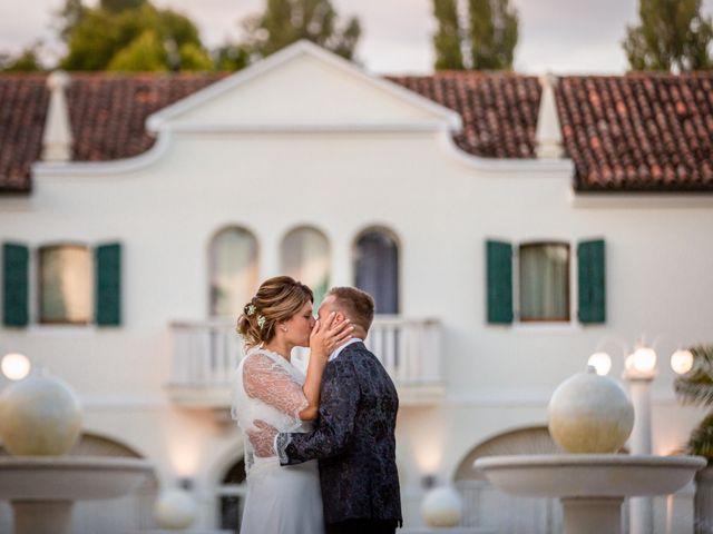 Il matrimonio di Federico e Chiara a Torre di Mosto, Venezia 48