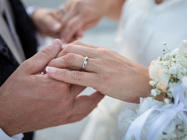 Il matrimonio di Federico e Chiara a Torre di Mosto, Venezia 49