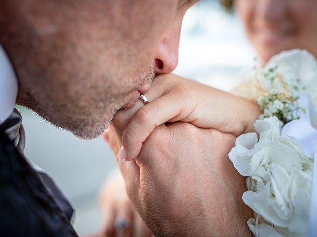 Il matrimonio di Federico e Chiara a Torre di Mosto, Venezia 50