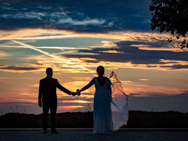 Il matrimonio di Federico e Chiara a Torre di Mosto, Venezia 53