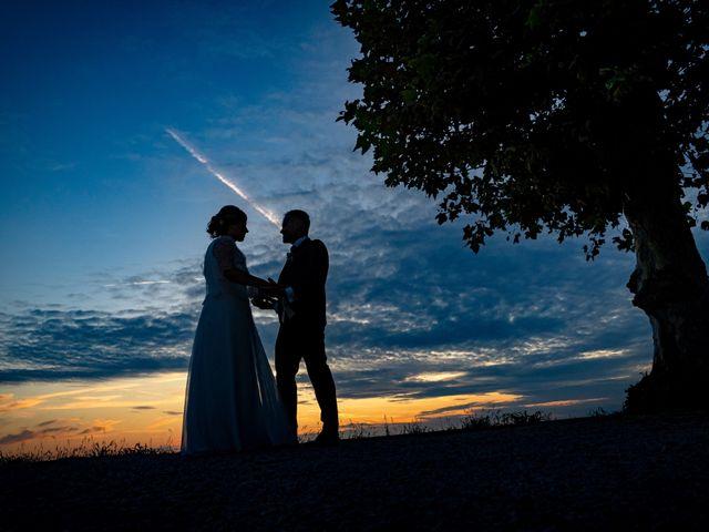 Il matrimonio di Federico e Chiara a Torre di Mosto, Venezia 56
