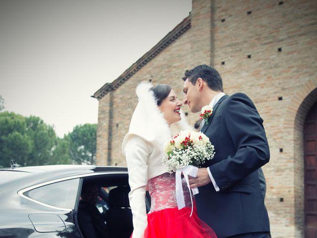 Il matrimonio di Andrea e Francesca a Russi, Ravenna 11