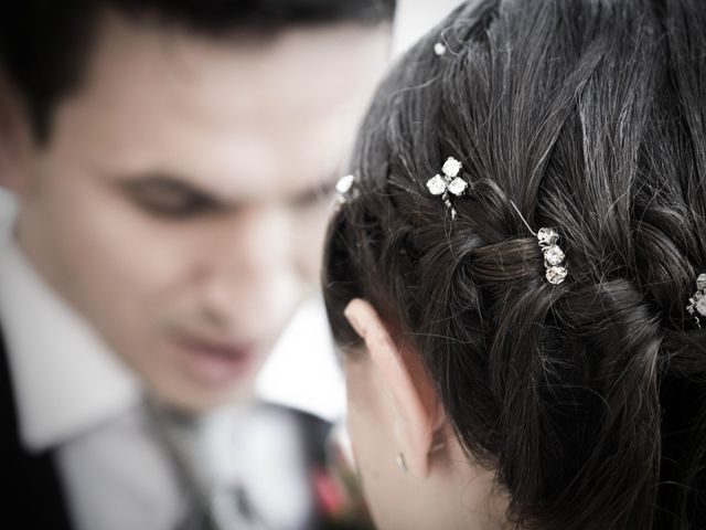Il matrimonio di Andrea e Francesca a Russi, Ravenna 20