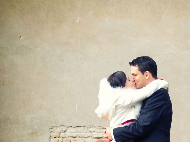 Il matrimonio di Andrea e Francesca a Russi, Ravenna 21