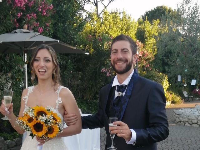 Il matrimonio di Fabrizio e Elisa a Roma, Roma 3