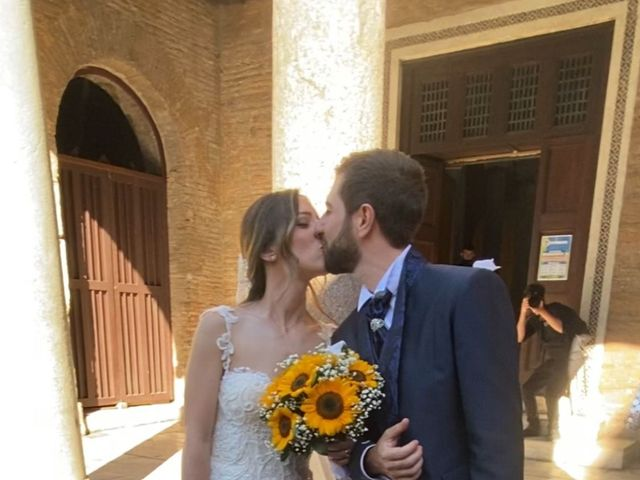 Il matrimonio di Fabrizio e Elisa a Roma, Roma 4