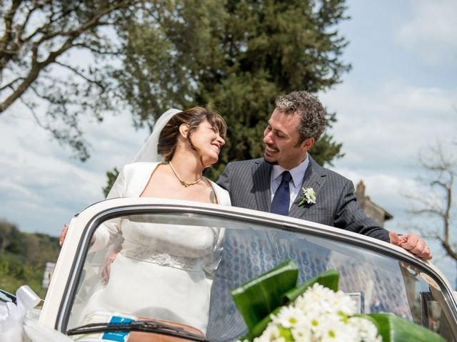 Il matrimonio di Armanna e Fabio a Roma, Roma 2