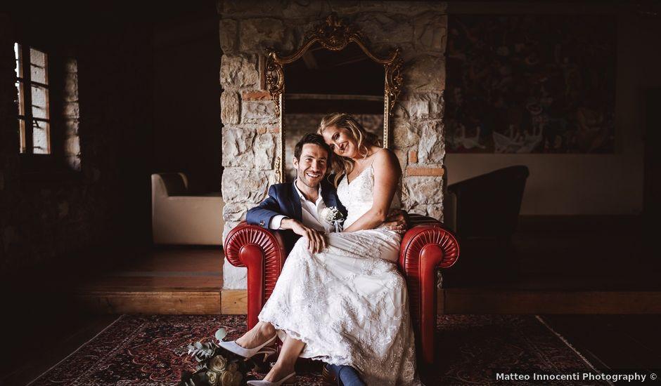 Il matrimonio di Henrik e Kristen a Poppi, Arezzo