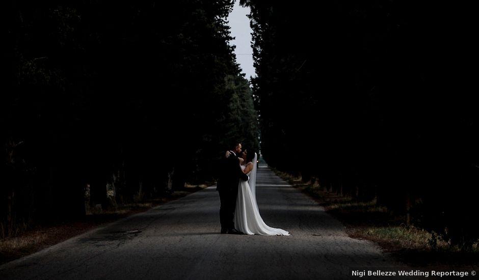 Il matrimonio di Marco e Ombretta a Macerata, Macerata
