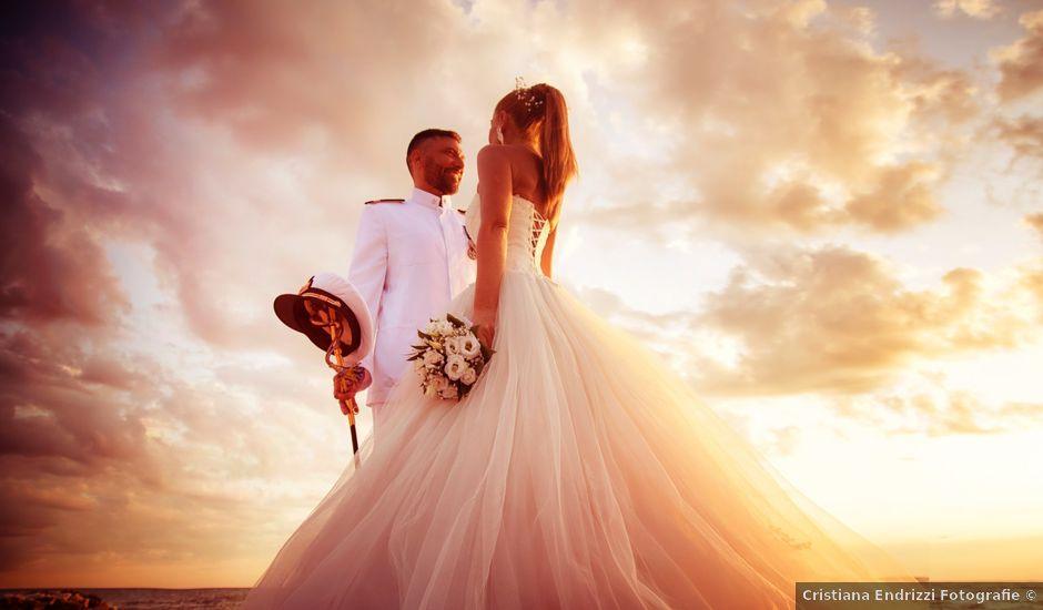 Il matrimonio di Serena e Luigi a Massa, Massa Carrara