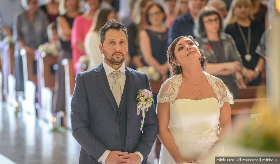 Il matrimonio di Massimiliano e Fabiana a Brisighella, Ravenna