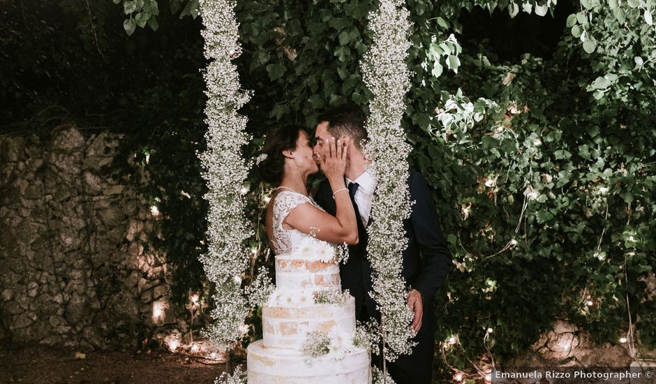 Il matrimonio di Marco e Elena a Racale, Lecce
