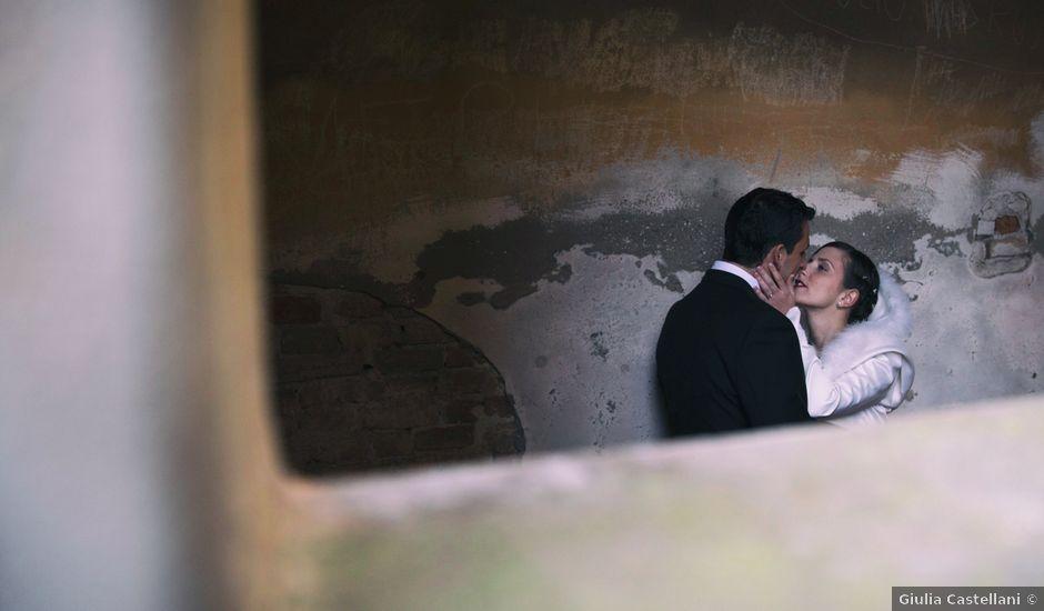 Il matrimonio di Andrea e Francesca a Russi, Ravenna