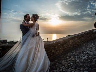 Le nozze di Mariavaleria e Andrea