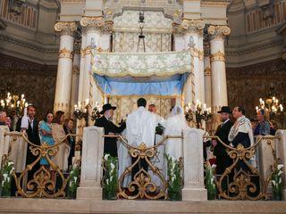Le nozze di Ruth e Gabriele
