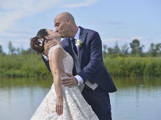 Le nozze di Antonella e Valeriano