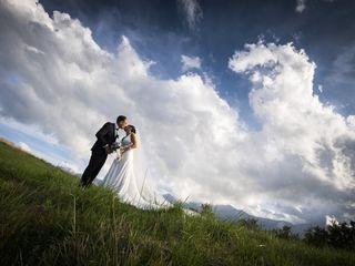 Le nozze di Monia e Alessio