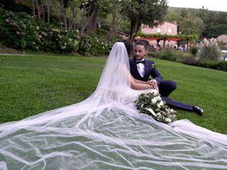 Le nozze di Jasmine e Vincenzo