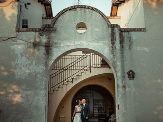 Le nozze di Alessandra e Max