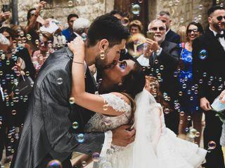Le nozze di Maurizia e Pietro 1
