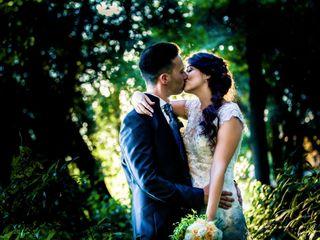 Le nozze di Erika e Silvano