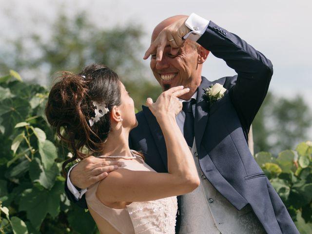 Il matrimonio di Valeriano e Antonella a Solaro, Milano 34