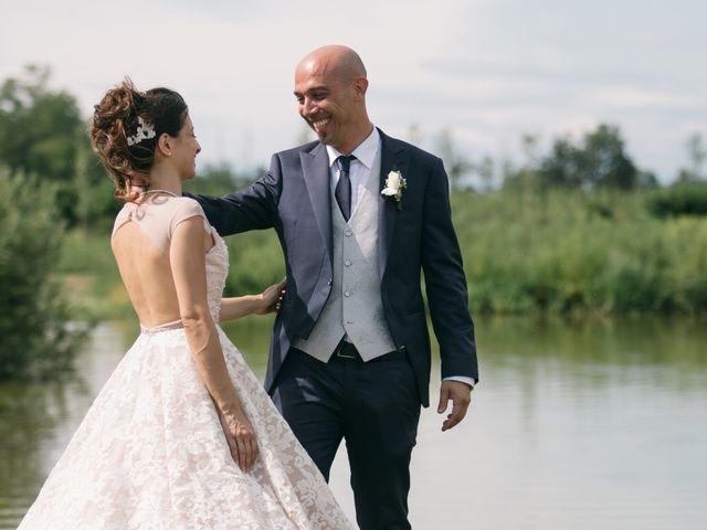 Il matrimonio di Valeriano e Antonella a Solaro, Milano 36