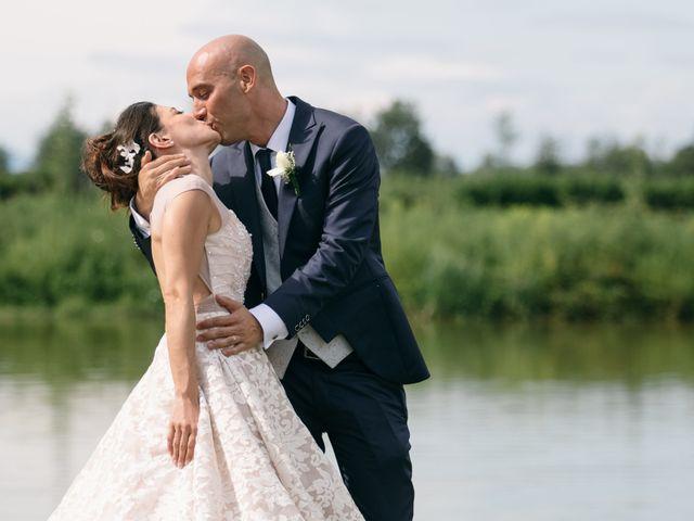 Il matrimonio di Valeriano e Antonella a Solaro, Milano 35