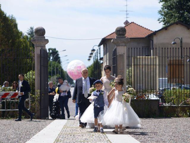 Il matrimonio di Valeriano e Antonella a Solaro, Milano 10
