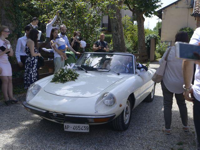Il matrimonio di Valeriano e Antonella a Solaro, Milano 23