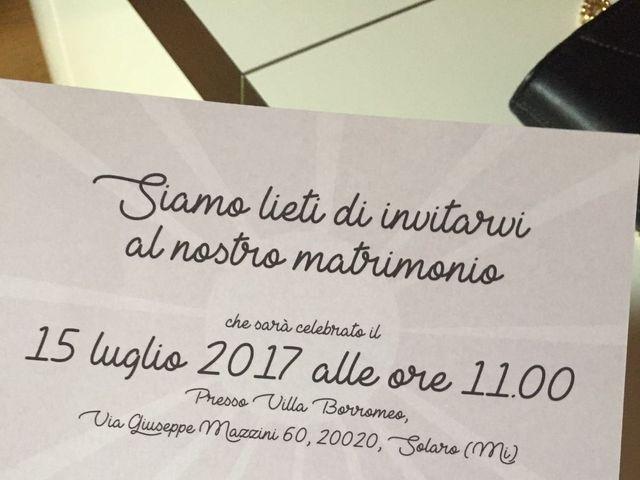 Il matrimonio di Valeriano e Antonella a Solaro, Milano 3