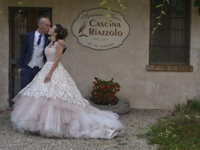 Il matrimonio di Valeriano e Antonella a Solaro, Milano 46